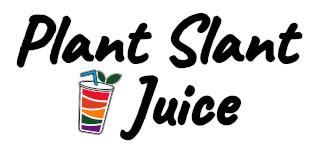 plant slant juice logo